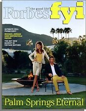 Forbes FYI - 2005, March - Palm Springs Eternal, Michael Jordan Motorcycling