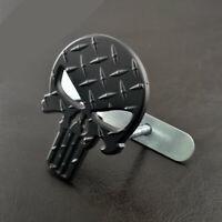 Skull Skeleton Car Front Metal Grill Emblem Badge for Corsa Meriva Bowtie SUV