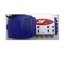 OFFEL 28-125 CENTRALINO 3 INGRESSI 3 REGOLAZIONI VHF - UHF Guadagno 40 dB 12V.-