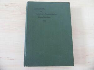 Antiquarisches Buch: Zeitschrift d. Deutsch/Österreichischen Alpenverein v. 1908