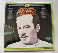 NEGRETE INFANTE SOLIS historia musica mexicana VIII 2LP SEALED RCA MC-1133/34