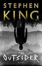 The Outsider By Stephen King Hardcover