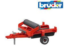 Bruder Toys 02226 - 3 Gang Cambridge Roller Agricultural 1:16 Scale - 45cm Wide