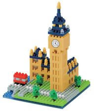 Nanoblock Big Ben - Sights To See Series - NBH_029 - Micro Building Blocks
