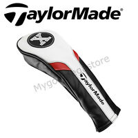 TaylorMade 2018 Tour Golf Driver, 3 or 5 Fairway Woods & Rescue Wood Headcovers