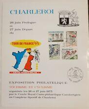 """Belgique België, Souvenir philatélique """" Tour de France 1975 """" neuf, bien"""