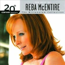 20th Century Masters: Millennium Collection by Reba McEntire (CD, Mar-2007, MCA…