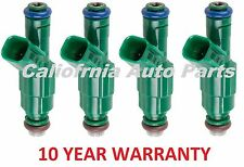 4x OEM Genuine Bosch Rebuilt fuel injectors for Mazda 5/3/6 2.3L (0280156193)