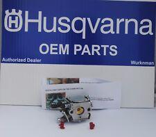 Genuine OEM 588171156  Husqvarna Zama  Carburetor C1Q-EL24 aka  503283401