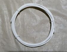 16 Awg White Mil Spec Wire Type E Ptfe Stranded Silver Plated Copper 10 Ft