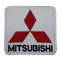 Mitsubishi Logo Patch Iron On Patch Sew On Badge Patch Embroidery Patch