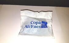 """VINTAGE """"COPA AIRLINES"""" IN-FLIGHT ENTERTAINMENT HEADSET (SEALED BAG)"""