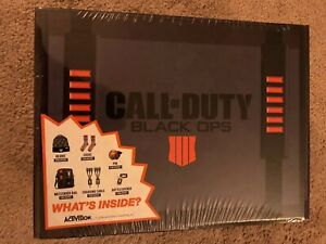 Activision Call Of Duty Black Ops Exclusive Sealed Box