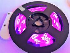 1m long, 60 PINK LED, CR2032 Battery Powered Waterproof LED Light Strip
