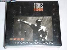 Eros Ramazzotti - Eros in concert -  BOX 2 MC S/S