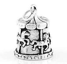 8pcs antiqued bronze color merry-go-round design pendant charm G1845