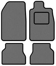 Chrysler MPV Grand Voyager (Stow & Go) 04-08 Super Velour Light Grey/Black Trim