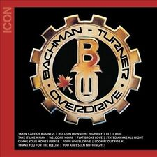 Icon by Bachman-Turner Overdrive CD GREATEST HITS BEST OF SEALED BTO