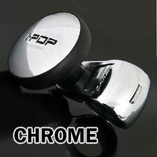 I-POP Chrome Car Steering Wheel Suicide Spinner Knob 1P