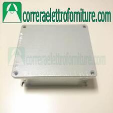 Cassetta scatola esterna alluminio derivazione 165x143x68mm IP55 SCAME 65302