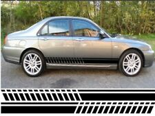 UNIVERSAL SIDE STRIPES FOR MG ZT STICKER GRAPHIC DECALS