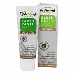 Redmond Earth Paste Spearmint 113g