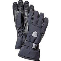Hestra Alpine Classic Glove Black / Black 7