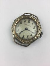 Hamilton Art Deco 14kt Gold Filled Case Antique Watch 17J Wire Lugs RepairParts