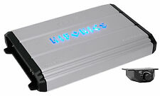 Hifonics Zeus ZXX-2400.1D 2400W RMS Mono Block Class D Car Amplifier+Bass Remote
