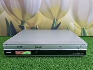 Sony RDR-VX410 VHS DVD Recorder Copy VHS to DVD Combi with Tested Working