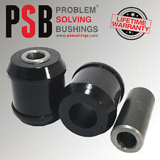 2 x Skoda Octavia/Superb PSB Poly Rear Strut Mount Arm Outer Bushing 05 -15
