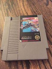 Tiger Heli Original Nintendo NES Game Cart NE3