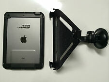 SlipGrip Car Mount For Apple iPad Air Using LifeProof frē / nüüd Case