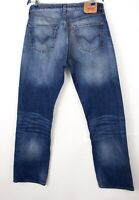 Levi's Strauss & Co Hommes 501 Jeans Jambe Droite Taille W36 L34 BBZ239