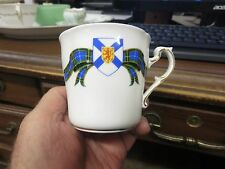 Paragon China Nova Scotia Tartan Cup ONLY