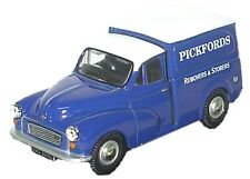 OXFORD MM050 1:43 SCALE MORRIS MINOR VAN PICKFORDS SHOP WORN BOX