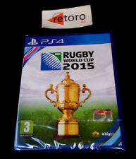 RUGBY WORLD CUP ENGLAND 2015 Sony Playstation PS4 PAL España NUEVO Precintado