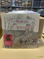 Her majesty The Decemberists LP 2021 Versiegelt