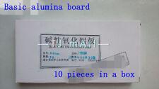 Alkalisches Aluminiumoxid Dünnschichtchromatographie Platte agf254 10 *20cm
