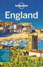 Lonely Planet Reiseführer England von Neil Wilson (2017, Taschenbuch)