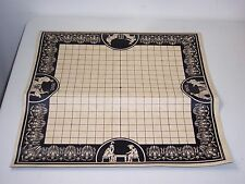 Pente 80's replacement spare mat gameboard board vinyl from red tube