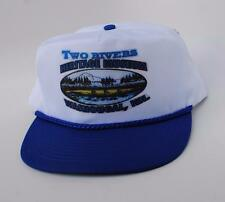TWO RIVERS HERITAGE MUSEUM WASHOUGAL, WA One Size Fits All Baseball Cap Hat