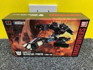 Transformers: Nemesis Prime (IDW Ver) Flame Toys Furai Model NEW
