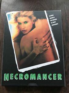Necromancer Blu Ray W/ Slip Vinegar Syndrome Reg.free