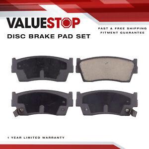 Front Ceramic Brake Pads for Chevrolet Tracker; Geo Tracker; GMC Tracker; Suzuki