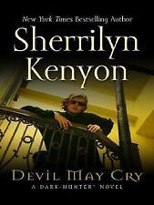 Dark-Hunter: Devil May Cry Bk. 13 by Sherrilyn Kenyon (2008, Hardcover, Large T…