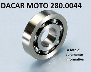 280.0044 Cojinete Cárter Motor POLINI Minarelli: AM3-AM4-AM5-AM6