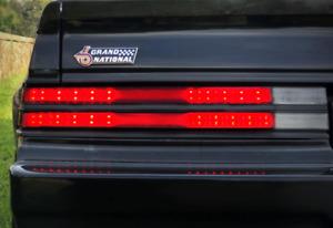 DIGI-Tails LED Rear Tail Light Panel Set 1983-1987 Buick Regal Grand National