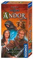 Kosmos 692261 die legenden Von Andor neue Helden