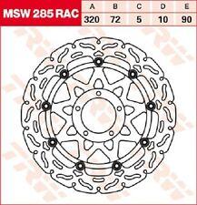TRW Lucas Bremsscheiben (Satz) vorne Ducati 1200 Multistrada, S, ABS 2010->
